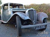 SS II 12 HP Fixed Head Coupe
