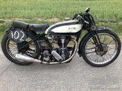 1937 NORTON 350CC INTERNATIONAL MODEL 40 - FULL MANX SPEC
