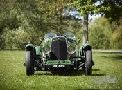 Aston Martin Team Car LM4