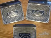 Stepplates for Model A Ford