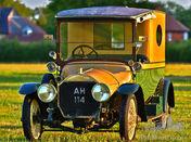"1914 Napier T64 ""Gentleman's Estate Carriage"" Coachwork by Mann Egerton"