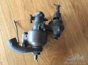 Schebler Model R updraught carburetor