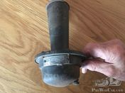 Kiponet. 12 Volt electrical horn, klaxon