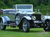1925 Rolls Royce Silver Ghost Barrel Sided tourer