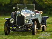 1923 Crossley 19.6hp Drophead Coupe with Dickey