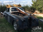 Delahaye barn find with factory MS specs.