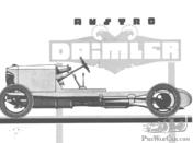 Austro Daimler AD6 Restoration project
