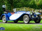 Alvis Speed 20 SA Open Tourer, 1933