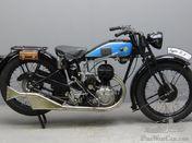 Triumph CN 498cc 1 cyl sv 2909