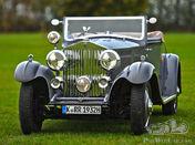 1932 Rolls-Royce Phantom II Continental Drophead Coupe by Carlton
