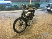 1922/23 Gillet 350 motorcycle