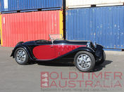 1935 Bugatti Type 55 Figoni & Falaschi by Pur Sang
