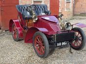 NEW PRICE! A really early and very rare three cylinder Vauxhall which is in fine condition