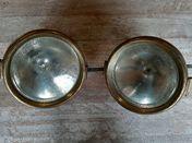 C.A.V. model F headlights