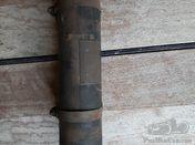 Magondeaux acetylene tank