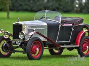 1927 Morris-MG Oxford Super Sport Special