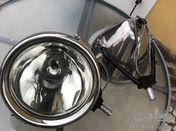 C.A.V vintage headlights