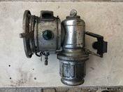 1900-1910 vintage Lucas motorbike lamp