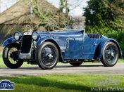 1928 Alvis 12/50 FWD