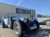 """1932 Invicta """"Sparrowhawk"""" S Type Low Chassis"""