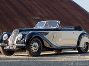 1938 Frazer Nash BMW 327/80