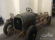 Hotchkiss AM2 rolling chassis