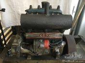 4 cylinder Chapuis Dornier engine 2296 cc ( bore 75× 130 ) type G4. - MC 75-130