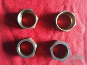 Ford Model T exhaust pack nuts 1909- 1927