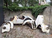 1937 BMW 328 body