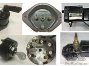 Bosch and Klaxon parts
