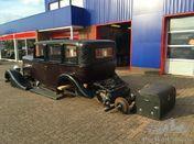 1936 Arthur Mulliner limousine landaulette coachwork for a straight eight Daimler