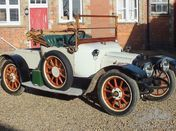 NEW PRICE! A delightful Edwardian Mors which is in good useable condition and is lovely to drive.