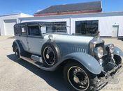 1926 Minerva AF Town Car