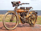 1911 Flying Merkel V Twin