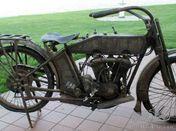 1915 Harley Davidson Model 11 Twin | Three Speed Engine #6676K