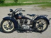 Perfectly restored SuperX from 1929 for sale