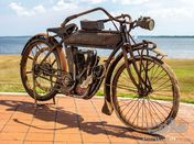 1909 Indian Belt Drive Twin