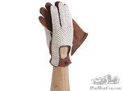 ACABA Cotton Crochet Driving Gloves