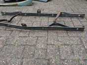 Frontbumpers for 1st and 2nd series Morris Eight