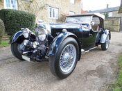 Aston Martin Short Chassis Mark II