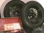 Racing wheels for Special