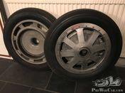 Bugatti Type 35B wheels