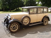 1930 Humber 16/50 Imperial saloon