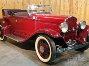 1931 Desoto SA Roadster Rumbleseat | Hershey at Home | The Vault | 1-14 Oct, 2020
