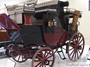 1892 Brewster 10 Passenger Park Drag Carriage