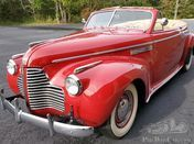 1940 Buick Super Convertible Coupe | Hershey at Home | The Vault | 1-14 Oct, 2020