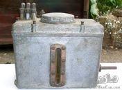 Rare Edwardian Bosch mechanical lubricator