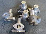 High quality supercharger inlet manifold blow-off valves for all MMM MG models.