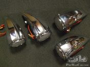 NEW MG P/K/N OCTAGONAL SIDE LIGHTS (Used orig. ones available)