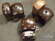 MG D/F/J/K/L CUTOUT/FUSE BOXES.